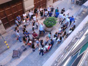 Grado LEINN valencia emprendedores inicio curso 17-18