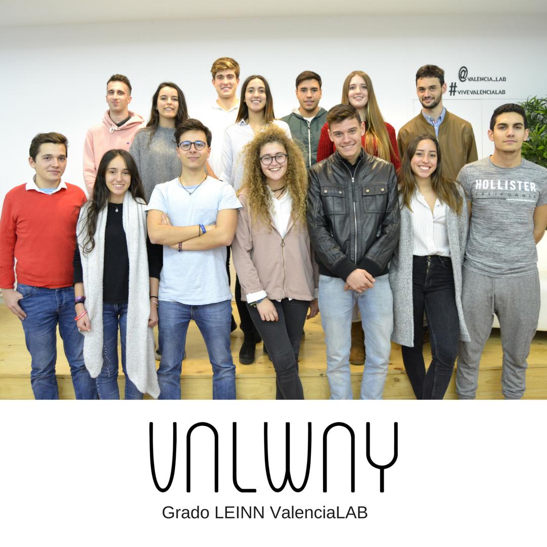 Grado LEINN emprendedores Valencia Valway Company emprender en Bristol